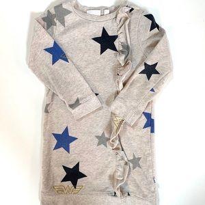 3/$30 ❤️ Gap Kids Wonder Women Sweatshirt Dress